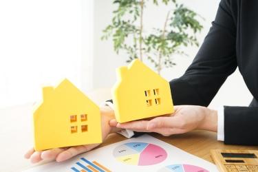 不動産査定?中央市の土地や家が「簡単1分で!?」高値で不動産売却!